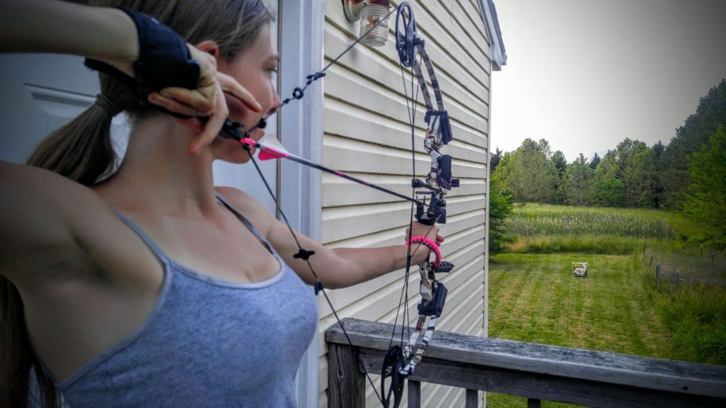 Three Steps to Increasing Draw Weight Bow