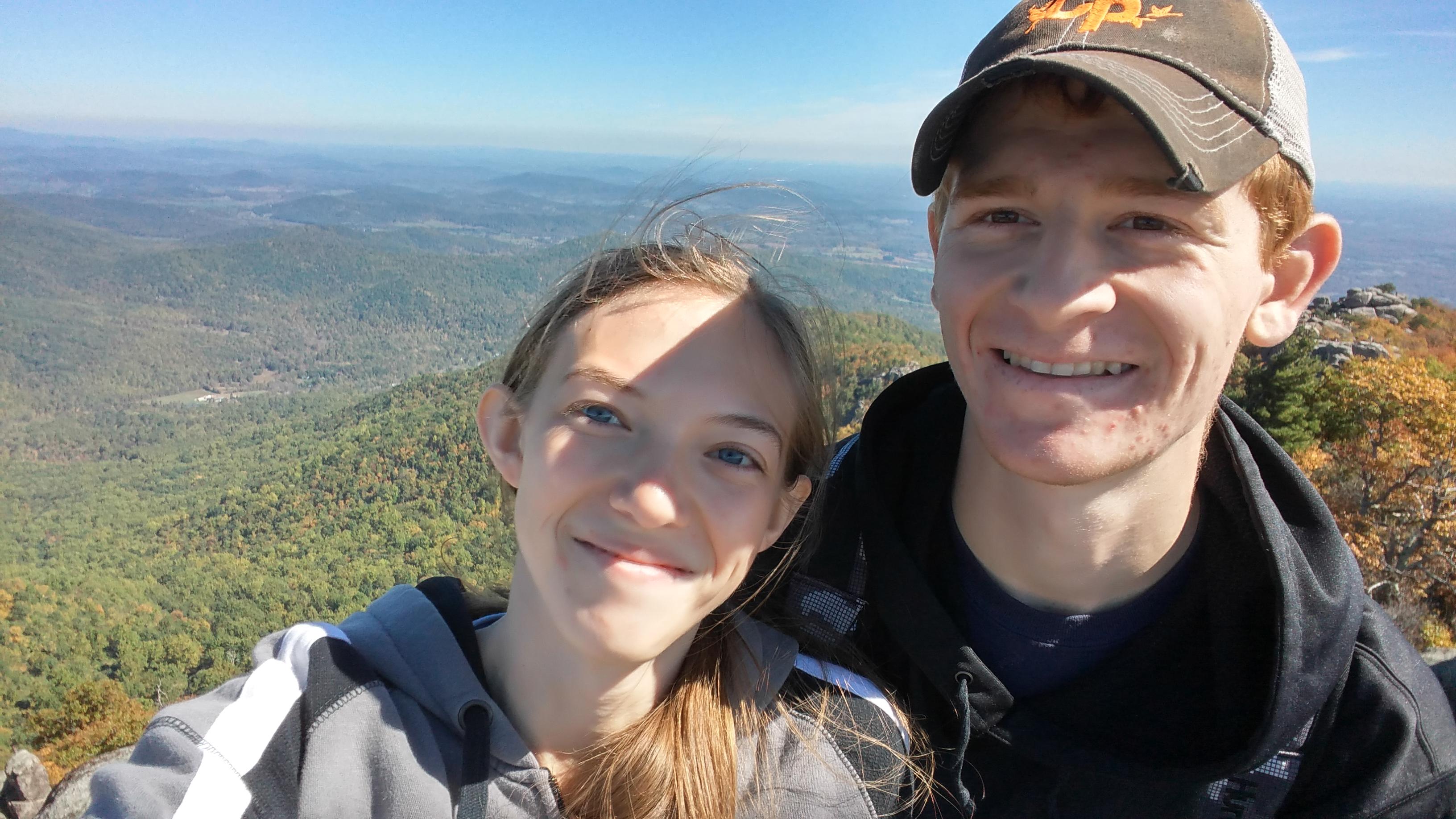 Hiking Old Rag Mountain Summit