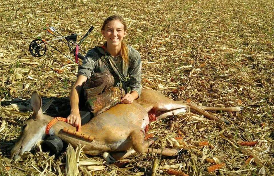 My First Deer - Deer Hunting Stories