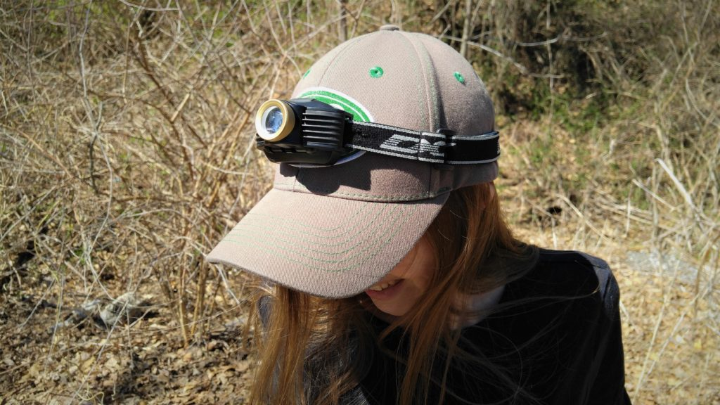 Dorcy Headlamp - Best Tactical Flashlight