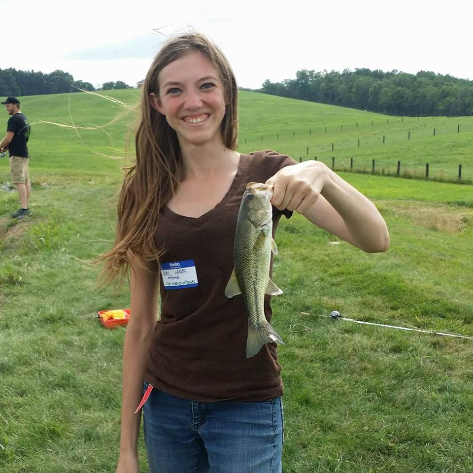 My First Bass!