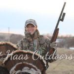 Fanning in South Dakota Turkeys – South Dakota Turkey Hunting